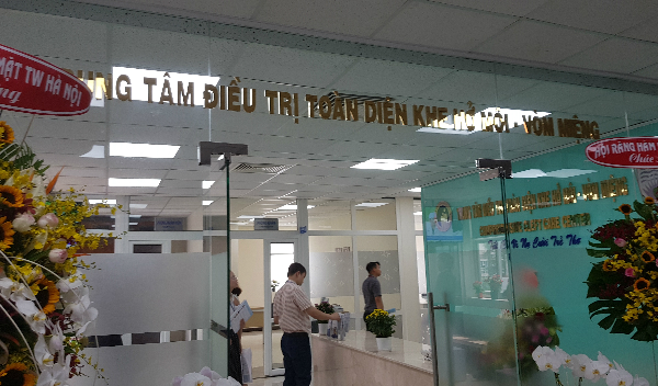 TP HCM lập trung tâm điều trị dị tật hở môi vòm miệng - ảnh 1