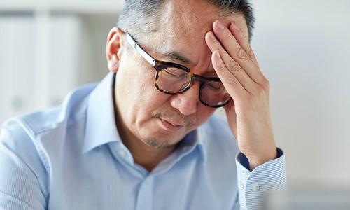Mối nguy sức khỏe đàn ông tuổi trung niên cần lưu ý