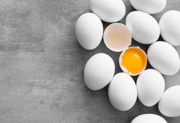 Trứng chứa nhiều cholesterol tốt HDL.