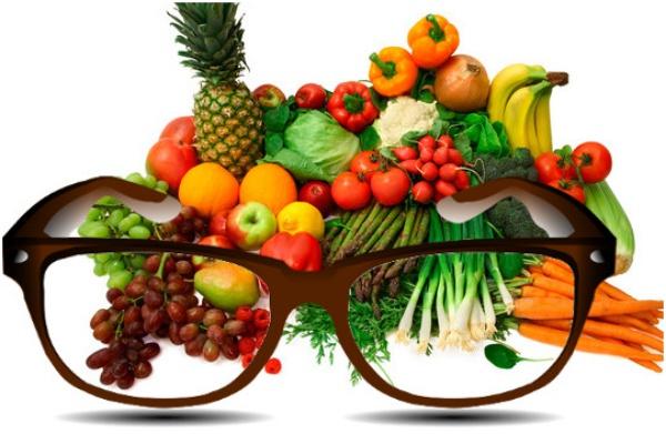 Những thực phẩm tốt cho tim mạch cũng tốt cho mất. Ảnh: C.T.