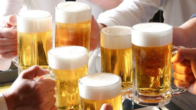 Mức tiêu thụ đồ uống có cồn đang tăng nhanh tại Việt Nam. Ảnh: Au.k