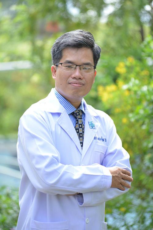 PGS. TS. BS Nguyễn Bá Thắng -  Phó trưởng khoa Thần Kinh (Bệnh viện Y dược TP.HCM), Phó trưởng bộ môn Thần Kinh (Đại học Y dược TP.HCM).