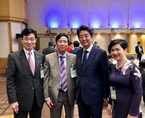 Bác sĩ Việt Nam nhận giải Nikkei châu Á lĩnh vực khoa học công nghệ - ảnh 2