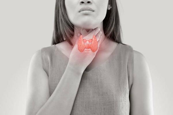 Người thiếu hay thừa vi chất i-ốt đều có nguy cơ bị bệnh bướu cổ. Ảnh:AD