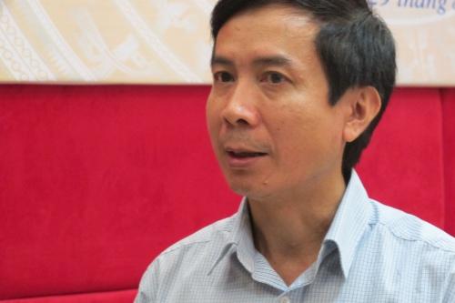Ông Lê Văn Phú, Phó ban thực hiện chính sách Bảo hiểm y tế, Bảo hiểm xã hội Việt Nam.