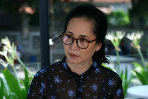 NSND Lan Hương trong bộ phim  Sống chung với mẹ chồng