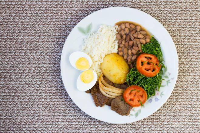 Thiết kế bữa ăn dinh dưỡng và lành mạnh cho gia đình