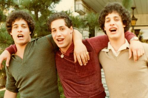Từ trái sang: Eddy, David và Robert. Ảnh:Cable News Network.