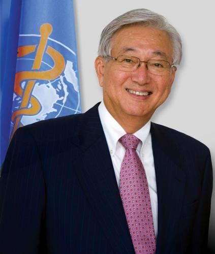 Tiến sĩ Shin Young-soo; Giám đốc Khu vực Tây Thái Bình Dương. Ảnh: WHO.