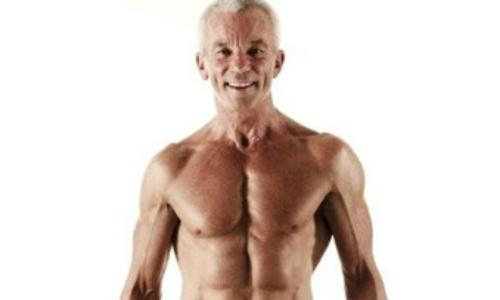 Ông già 64 tuổi đu xà hít đất khỏe như thanh niên - Sức Khỏe
