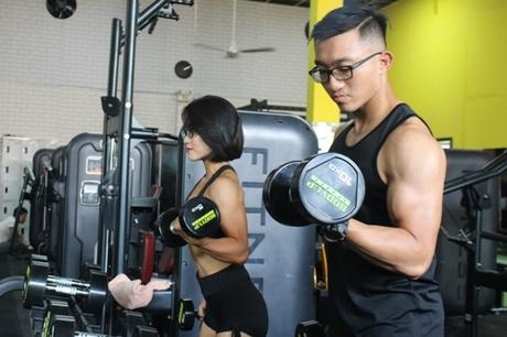 Với đôi trẻ, sức khỏe là quan trọng nhất, bạn nên rèn luyện thể thao mỗi ngày. Ảnh: Cao Khẩm.