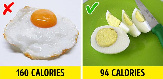 Sai lầm trong ăn uống hầu hết mọi người đều mắc