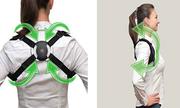 Dây đai thông minh chỉnh sửa tư thế giúp bạn ngồi thẳng