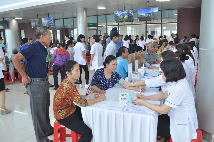 Hai bệnh viện Bạch Mai, Việt Đức mới to gấp 10 lần viện cũ