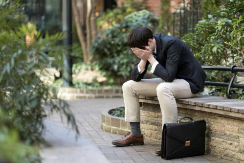 Các công ty và trường học Nhật Bản khuyến khích người dân khóc để cải thiện sức khỏe tâm thần. Ảnh: JT.