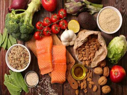 Thực phẩm giúp chống lại bệnh ung thư.