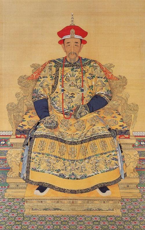 Chân dung Khang Hy Đế. Ảnh: Wikipedia.