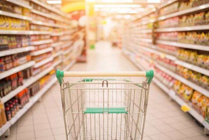 Ổ vi khuẩn bạn khó ngờ ở siêu thị