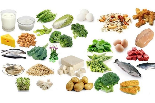 Thực đơn của trẻ cần đa dạng thực phẩm để cung cấp đầy đủ thành phần dinh dưỡng. Ảnh: Health.