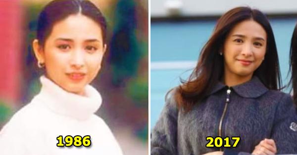 Nhan sắc của Á hậu sau hơn 30 năm.