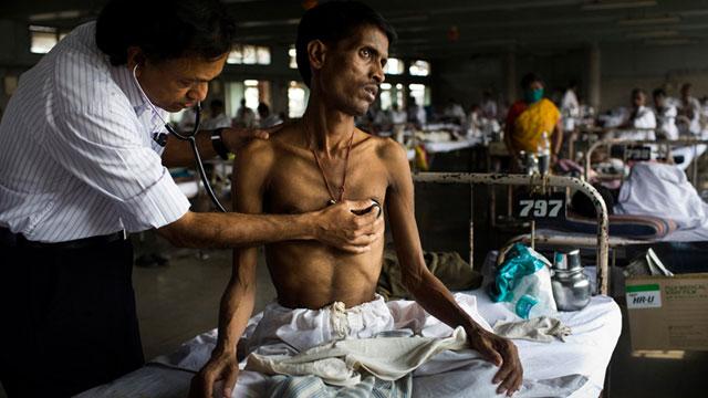Hơn 1 tỷ người chết vì bệnh lao trong vòng 200 năm trở lại đây. Ảnh: BN