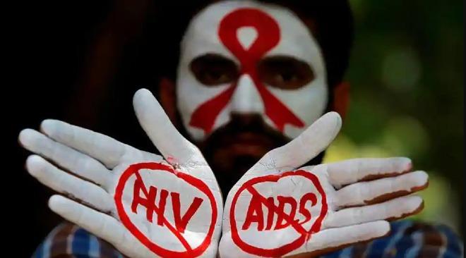 Nhiều chiến dịch truyền thôngphòng chống HIV/AIDS được diễn ra trên toàn thế giới. Ảnh: HT