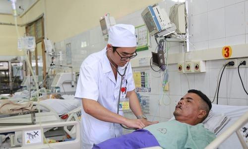 Bệnh nhân sống lại sau 4 lần ngừng tim - Sức Khỏe