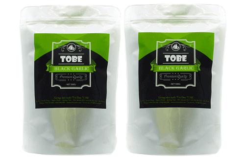 Tỏi đen Tobesản xuất theo quy trình lên men hiện đại của Nhật Bản giúp giảm cholesterol, giải độc, bảo vệ gan, tốt cho hệ tiêu hóa. Shop VnExpress ưu đãi tỏi đen Tobe gói một kg nguyên vỏ từ 1,79 triệu đồng còn 990.000 đồng.