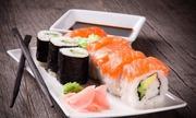 Sushi - món ăn Nhật gần 200 năm tuổi