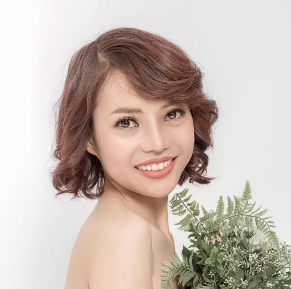 Gương mặt mẹ đơn thân Phạm Duyên sau quá trình lột xáctrong vòng 30 ngày.