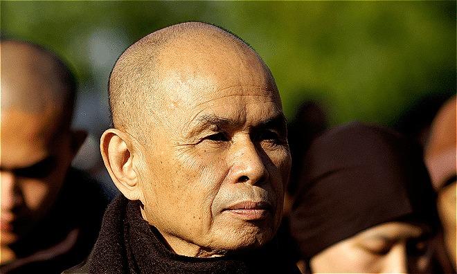 Loi khuyen nuoi duong hanh phuc tu thien su Thich Nhat Hanh