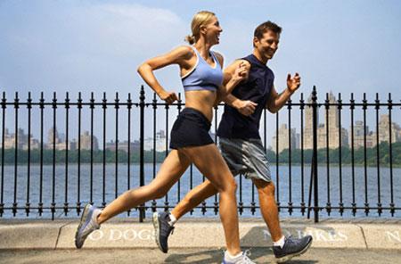 Tập luyện mỗi ngày giúp làm chậm quá trình lão hóa.
