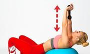 7 động tác giúp bạn gái có vòng ngực hấp dẫn