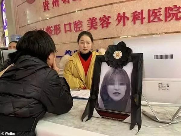 Cô gái Trung Quốc 19 tuổi tử vong khi nâng mũi - ảnh 2