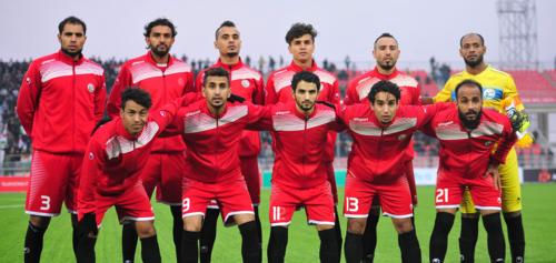 Đội tuyển bóng đá Yemen. Ảnh: AFC.