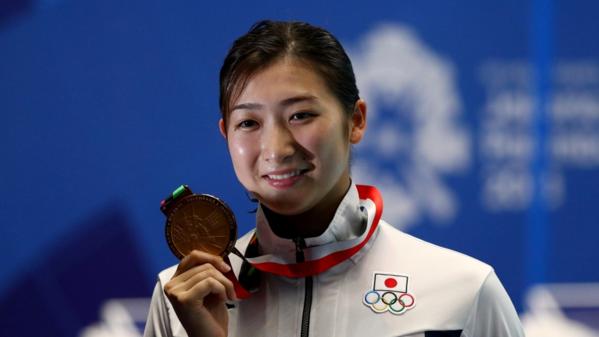 Thần đồng bơi lội 18 tuổi Nhật Bản bị ung thư máu - ảnh 1