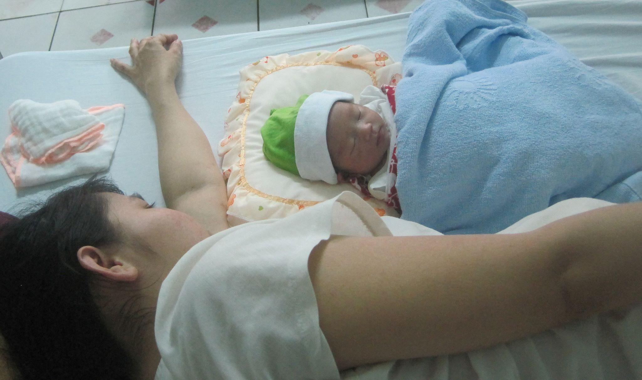 Bộ Y tế khảo sát mức độ hài lòng của bà mẹ sinh con tại viện