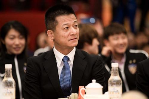 Shu Yuhui, nhà sáng lập kiêm chủ tịch Quanjian hiện đã bị bắt. Ảnh: Pandaily.