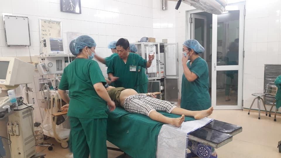 Chửa trên vết mổ đẻ cũ, thai phụ bị vỡ tử cung - Sức Khỏe