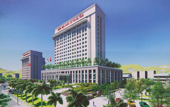 800 tỷ đồng xây bệnh viện quốc tế đầu tiên ở Hà Tĩnh - ảnh 2