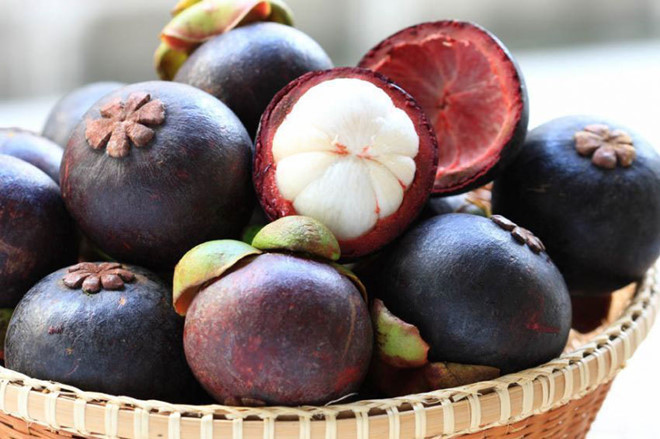 Trái cây giải nhiệt thanh lọc cơ thể ngày nóng