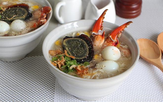 Ăn súp sau khi uống rượu giúp bổ sung dinh dưỡng và phục hồi sức khỏe. Ảnh: Cooky