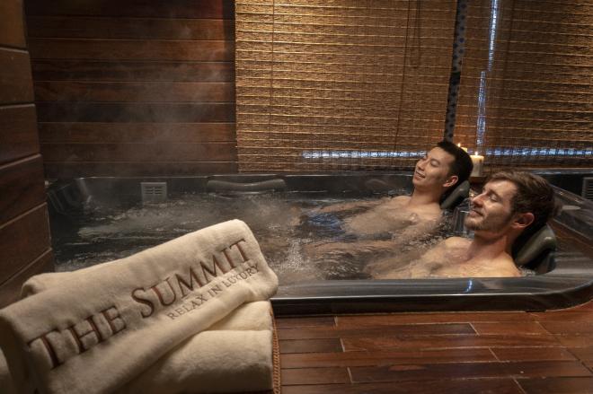 Khai trương The Summit Spa với các dịch vụ thư giãn và làm đẹp - ảnh 3