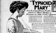 Người hầu gái phát tán dịch thương hàn ở Mỹ 100 năm trước