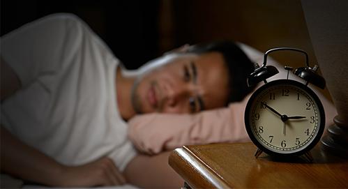 Rối loạn giấc ngủ có mối liên hệ với bệnh Parkinson. Ảnh: Parkinson Foundation.