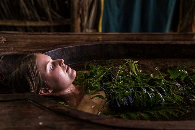 Cách tắm theo y học cổ truyền Ấn Độ - ảnh 1
