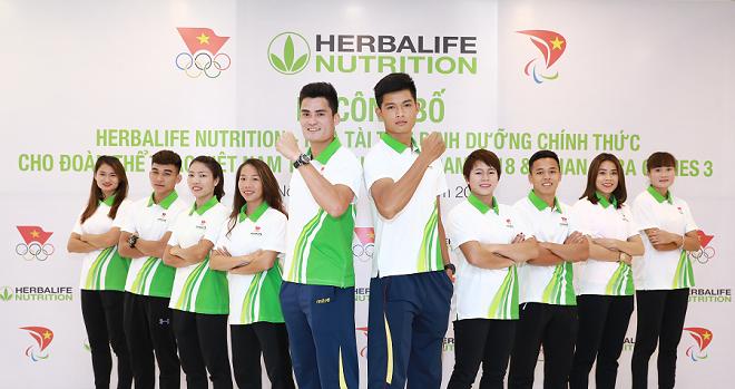 Herbalife Nutrition từng bước xây dựng lòng tin với người tiêu dùng.