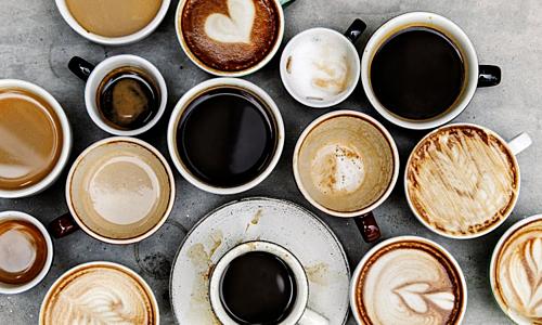 Con người có thể uống 25 cốc cà phê một ngày