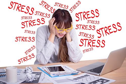 Dấu hiệu cơ thể bị stress