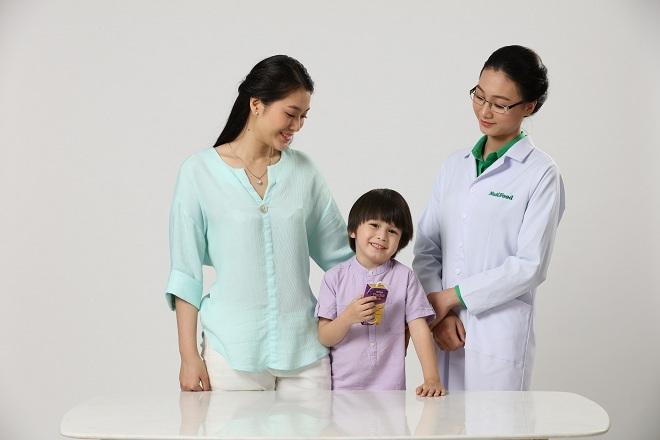 Pedia Plus được các bác sĩ dinh dưỡng nghiên cứu công thức để cải thiện thể trạng cho trẻ biếng ăn.